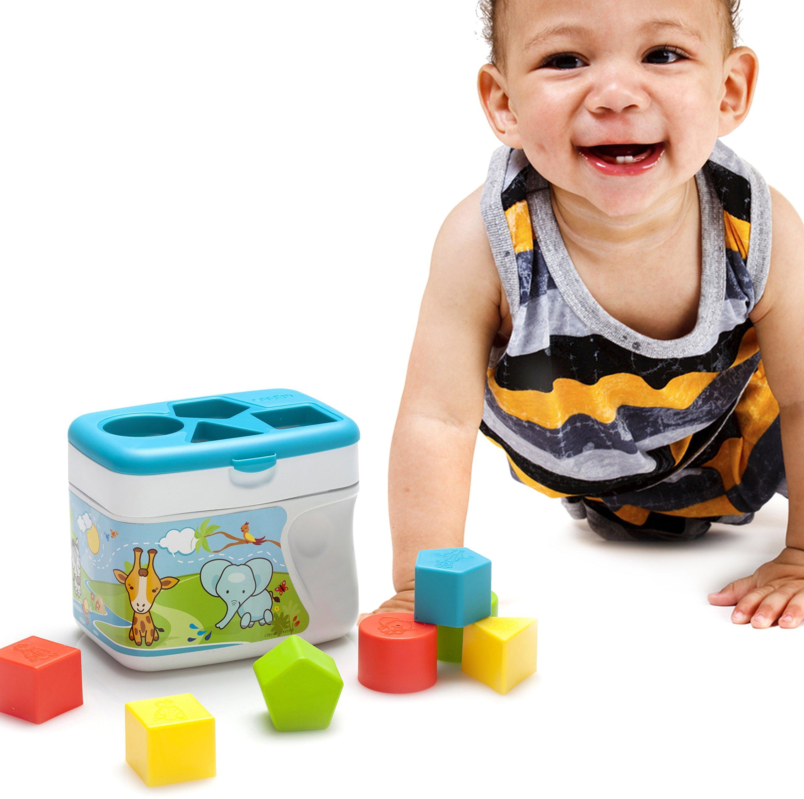 Similac 婴儿* Ecodu 免费形状分类器套装,23.2 盎司
