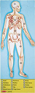 Melissa & Doug 100件 地板拼图-人体解剖