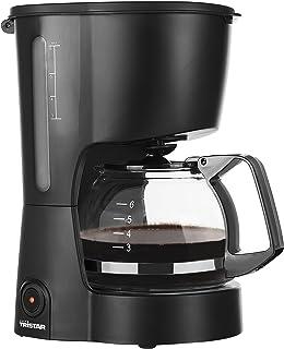 Tristar 咖啡机 600 毫升容量 - 非常适合露营 [*多 6 杯,带自动关闭功能和水位显示],CM-1246