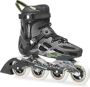 Rollerblade Maxxum 90 男士滑冰鞋 9.5 黑色 07367400T80