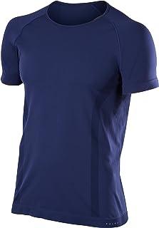 Falke 男士保暖短袖休闲舒适男式运动装,男式,保暖短袖衬衫舒适合身男士
