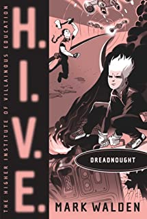 Dreadnought (H.I.V.E. Book 4) (English Edition)