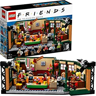 LEGO Ideas Central Perk - Friends 玩具组合