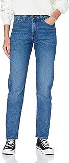 Lee 女士 Mom 直筒牛仔裤