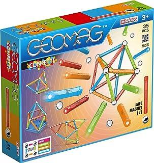 Geomag CONFETTI (351)- 35 件/玩具