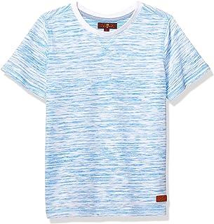 7 For All Mankind 男童短袖圆领 T 恤