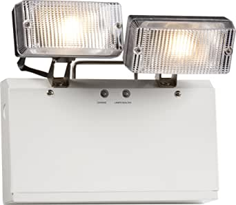 Knightsbridge 230V IP20 2x3W LED 双点应急灯(仅使用),3 W,白色