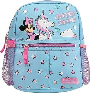 Disney 米妮老鼠女童迷你背包,配有 Minnie Unicorn Dreams 印花