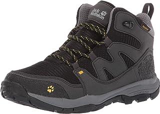 Jack Wolfskin 中性款儿童 MTN Attack 3 Texapore Mid K Wasserdicht 高帮徒步鞋