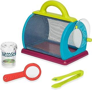 Battat 的 B 玩具 - Bug Bungalow 昆虫捕捉套装 - 适合 3 岁以上儿童