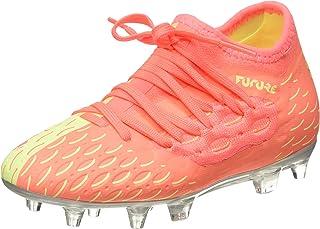 Puma 彪马 Future 5.3 Netfit Osg Fg/Ag Jr 儿童足球鞋