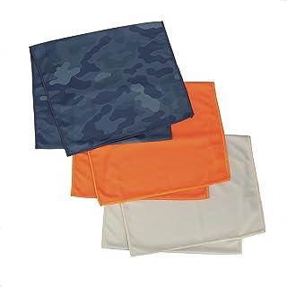 带接触冷感功能的清凉毛巾