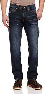 U.S. Polo Assn. Men's Slim Straight Carpenter Jean