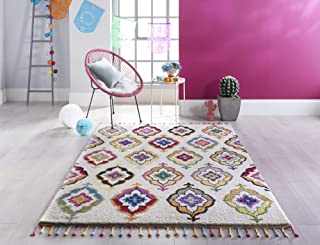 地毯直接地毯 多种颜色 120cm x 170cm 38902