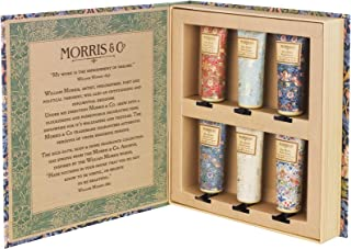 Morris&Co Strawberry Thief Library 护手霜,30毫升,1.01盎司(约28.63克),6件装