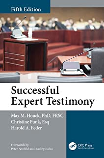 Successful Expert Testimony (English Edition)