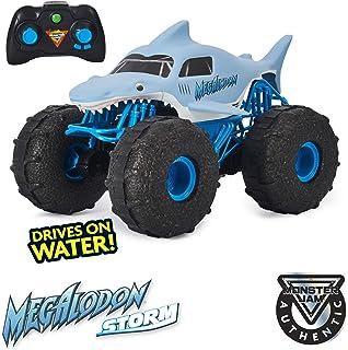 Monster Jam,官方巨型暴风雨全地形遥控怪物卡车,1:15 比例