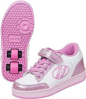 HEELYS(HEELYS) 低帮鞋 脉冲 4.0 HES10159-240 白色/粉色闪亮 24cm
