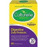Culturelle 康萃乐 每日益生元胶囊,有益于吸收,可以自然地与您的身体配合,使机体系统保持平衡*,包含经过验证的有效益生元,60粒*包装可能会有所不同*