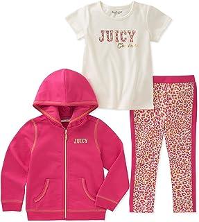 Juicy Couture 女婴外套三件套