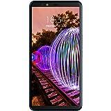JVC J20 14.35 厘米(5.65 英寸)智能手機(高清顯示屏,64 GB 內部存儲器,4 GB 內存,16 MP 和 5 MP 攝像頭,Android 8.0)黑色
