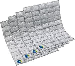 强力 * *片 坐垫用 可反复使用 经济型 (带通知感应器) 灰色 45×35cm 5319