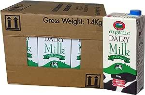 LivingPlanet生机谷全脂牛奶1L*12(澳大利亚进口)