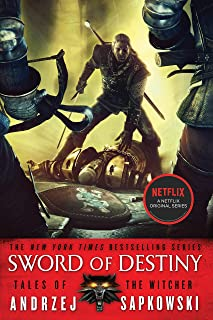 Sword of Destiny (The Witcher Book 4) (English Edition)