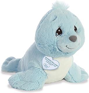 Aurora World Seamore Sea Lion 8.5 inches 蓝色