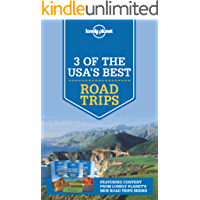 Lonely Planet 3 of The USA's Best Road Trips
