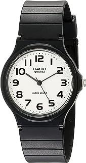 Casio 卡西欧 男士 经典石英手表 树脂表带