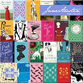 Re-marks Jane Austen 1000 片拼圖