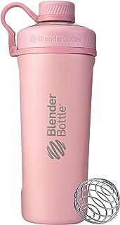 BlenderBottle Stanless Radian 绝缘不锈钢调味瓶 玫瑰粉 26- Ounce C03722