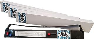 Cartridge Kingz(3 件装)兼容丝带 41708209,用于奥卡塔打印机 8480。 产量高达 1000 万个角色