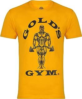 goldsgym 肌肉 JOE T 恤