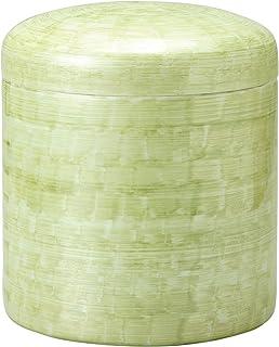 Escoo 骨壶 辉煌 绿色 4寸