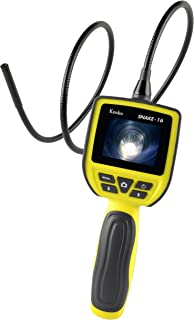 Kenko Snake 相机 SNAKE-16 防水灵活管 2.5英寸显示器 带LED灯 434994