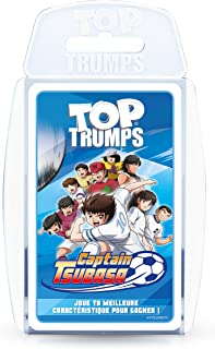 Winning Moves- Top Trumps Captain Tsubasa 纸牌游戏 - 法语版,0440