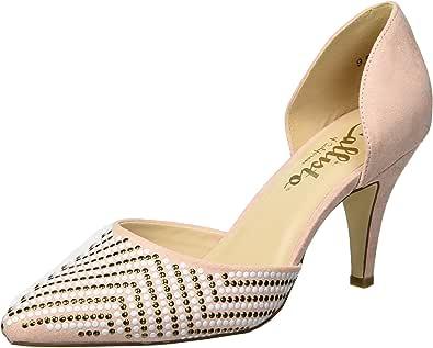 callisto 女式 mimosa 高跟鞋 Blshsd 5 B(M) US