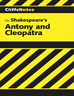 CliffsNotes on Shakespeare's Antony and Cleopatra (Cliffs notes) (English Edition)