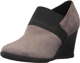 Geox 健乐士 女 D INSPIRATION WEDGE中跟鞋 D745ZA00021