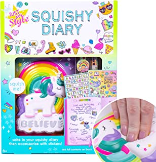 Just My Style Squishy Diary by Horizon Group USA
