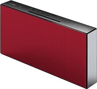 Sony 索尼 CMT-X3CD 微型音响系统 红色