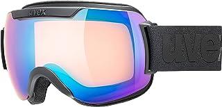 UVEX 优维斯 中性成人 Downhill 2000 CV 滑雪镜 黑色 均码