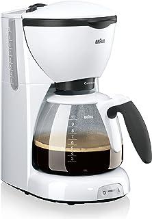 Braun KF520/1 钢质滤芯咖啡机 1100 W