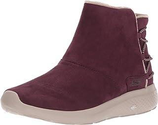 Skechers 女式 on-the-go 城市2-adapt 冬季靴子