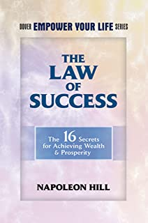 The Law of Success (Dover Empower Your Life) (English Edition)