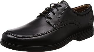 Clarks Un系列 Aldric Park 男式皮鞋 德比鞋