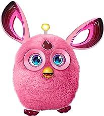 Furby菲比精灵 Connect 毛绒玩具公仔(粉色)