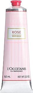 L'OCCITANE 保湿玫瑰护手霜富含乳木果油净重 5.2 盎司